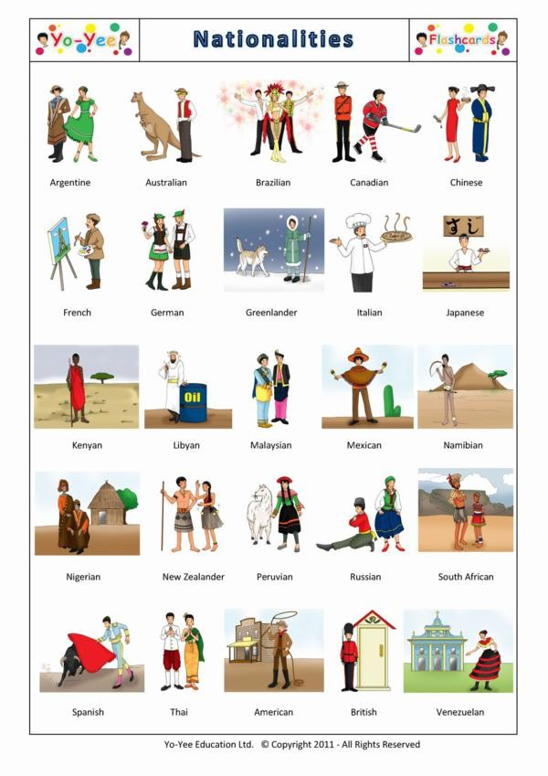Russian language worksheets
