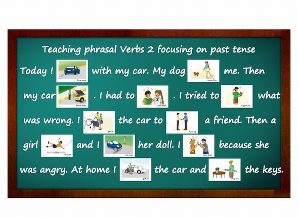 Flashcards Teaching Activities Phrasal Verbs 2 Yo Yee