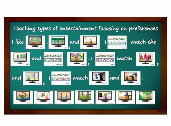 Different Types and Forms of Entertainment