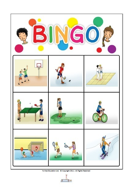 Preposition In Learn In Marathi All Complate: Spanish Starter Bingo Games